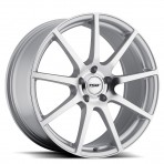 19″ Interlagos: Machined Silver