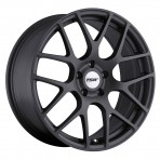18&#8243; Nurburgring: Matte Gunmetal