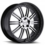Marques: Machined Black 22″