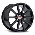 20&#8243; Zehn: Matte Black